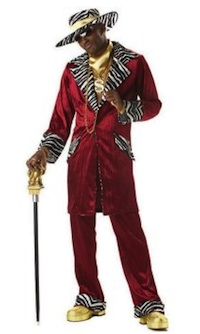 Pimp costume