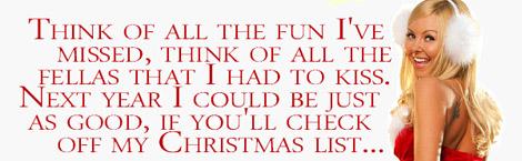 Santa Baby Aaliyah Love