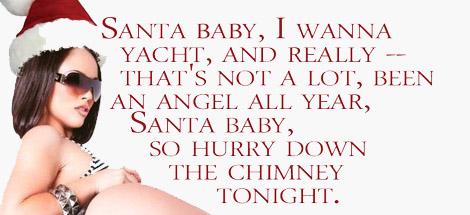 Santa Baby Kristina Rose