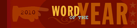 WurbanDictionary 2010 Word of the Year