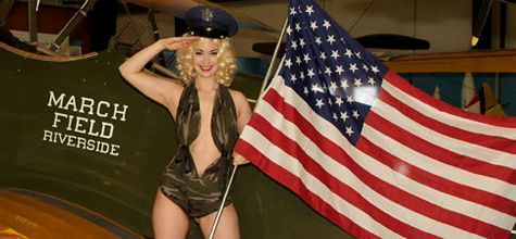 Pinups for Vets