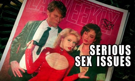 LA Weekly's 2012 Sex Issue