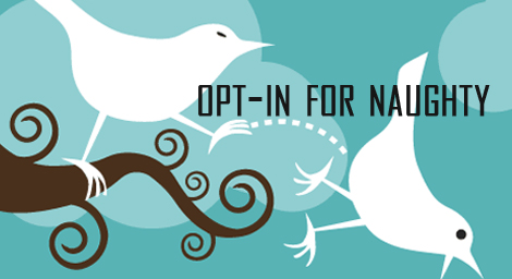 Twitter goes opt-in for naughty