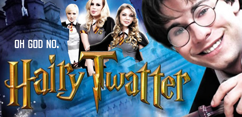 Harry Potter XXX parody Hairy Twatter